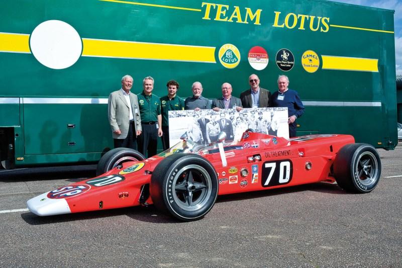 #35, Lotus 56, Colin Chapman, Gasturbine, Allradantrieb, Indycar, Graham Hill