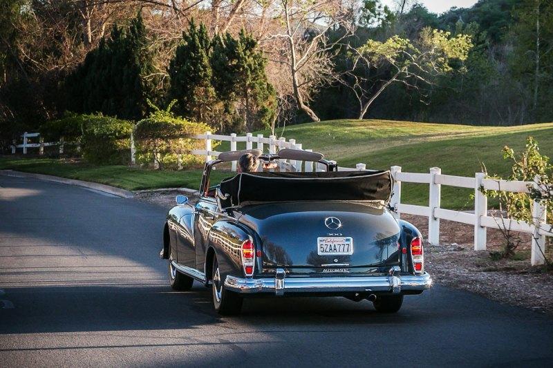 Mercedes-Benz, Adenauer, 300d, Cabriolet D, Traumwagen, 50er-Jahre, #23