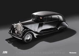 Rolls Royce - OCTANE Klassiker Kalender 2019 – Juni