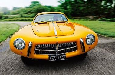 #26, Pegaso, Z-102, Berlinetta, Spanien