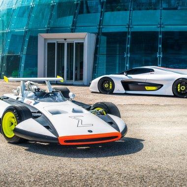 #30, Pininfarina, Konzept, H2 Speed, Sigma