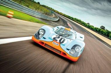 #20, Porsche 917, LeMans, Filmauto, Gulf-Porsche