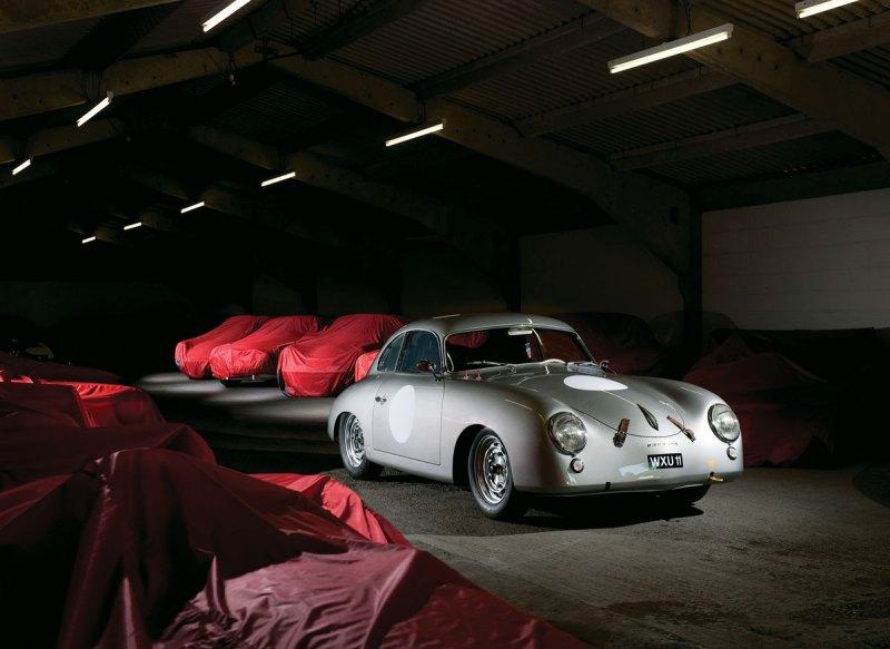 #22, Porsche, 356A
