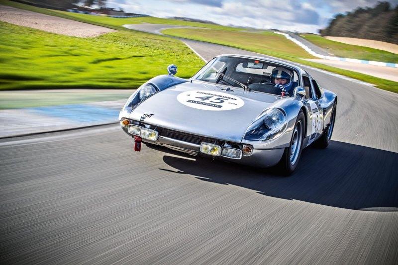 Porsche, 904/6, LeMans, Nürburgring, Rennwagen