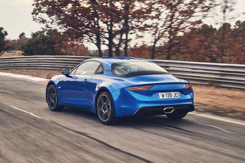 Renault Alpine, A110, Heckmotor, Porsche-Killer