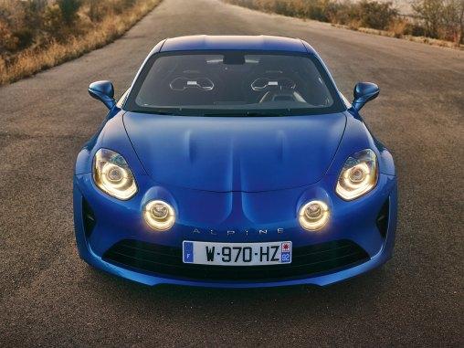 Octane Magazin Renault Alpine A110 21200721 2017 ALPINE A110 Drive Tests In Aix En Provence Region