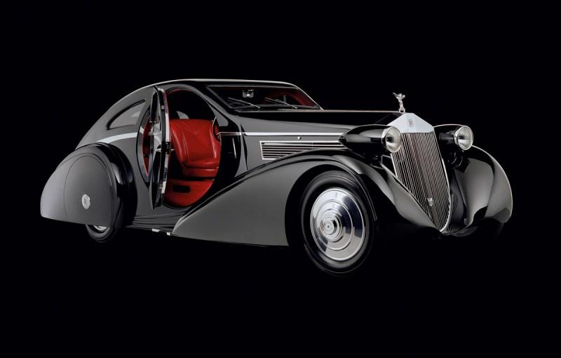 Der Round Door Rolls-Royce von Anna Dodge, ein umgebauter 40/50 H.P. Phantom I