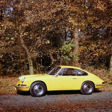Porsche 911 stehend