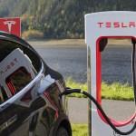 tesla model s charging