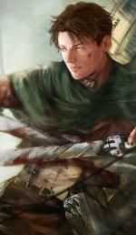 lance_corporal_levi_by_brilcrist-d6kjoy1