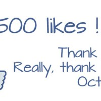500 Thanks For 500 Likes!