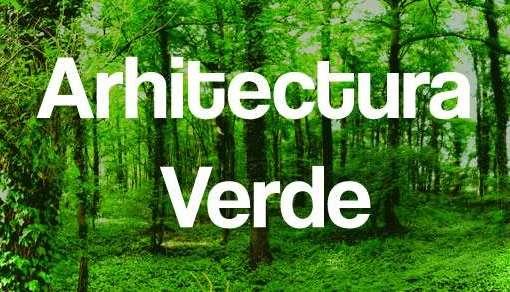 Arhitectura Verde