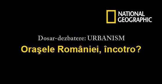 Urbanism Orașele României