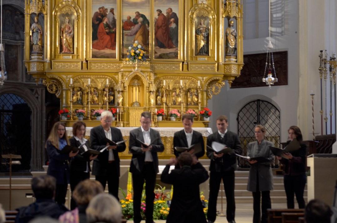 Konzert mit Olga Kotlyarowa in Tegernsee 2016