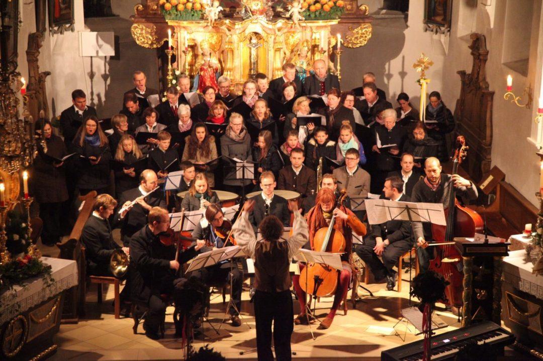 Konzert zum Christkönigsonntag in Reichersbeuern 2016