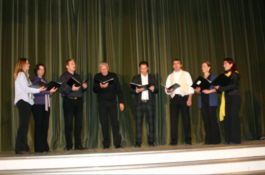 Auftritt bei der musikalischen Palette in Hausham