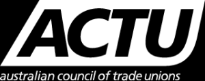 ACTU logo - Unions want inquiry into asbestos importation