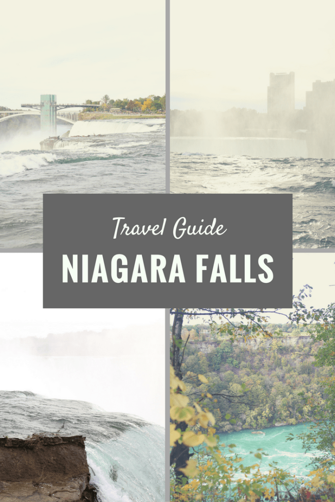 Guide to photographing niagara falls | loaded landscapes.