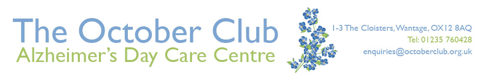 October Club Wantage