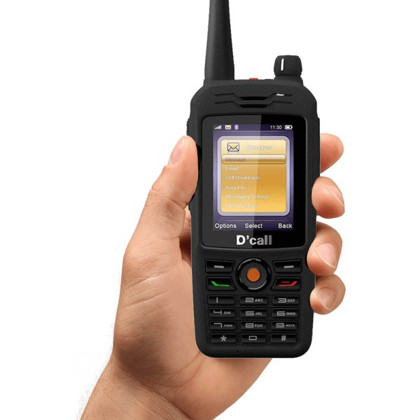 D'Call VT26W Smart IP Portable Walkie Talkie