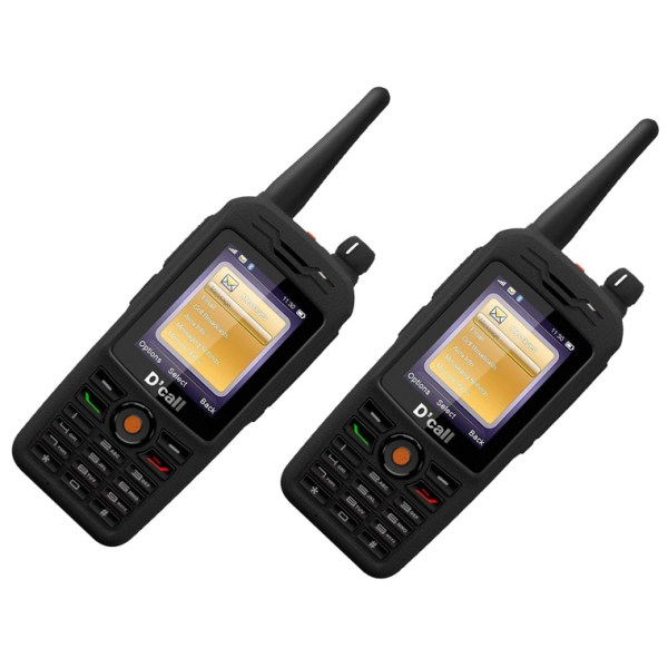 D'Call VT26W Smart IP Portable Walkie Talkie