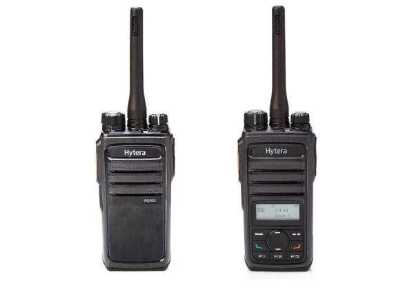 Hytera PD5 Walkie Talkie