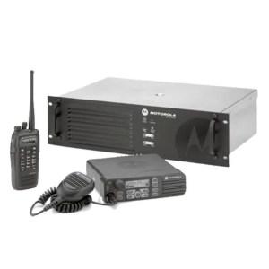 Motorola Mototrbo Professional - Digital Two-way Radio System / Walkie Talkie System