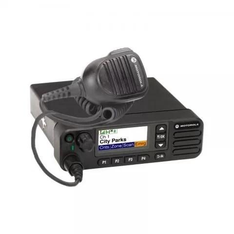 Motorola MOTOTRBO XiR M8660 Mobile Two-Way Radio