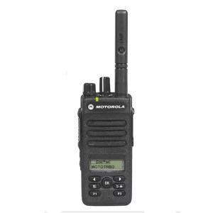 Motorola Mototrbo XiR P6600i SERIES Portable Walkie Talkie