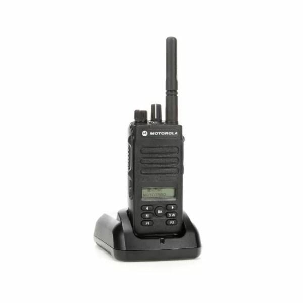 Motorola Mototrbo XiR P6600i SERIES Portable Walkie Talkie