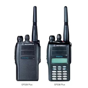 Motorola Walkie Talkie GP328 Plus / GP338 Plus