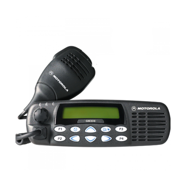Motorola GM338 Walkie Talkie