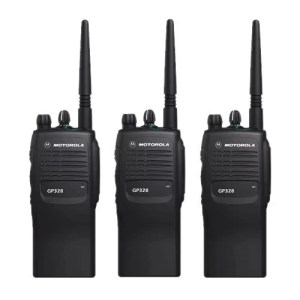 Motorola GP328 Walkie Talkie