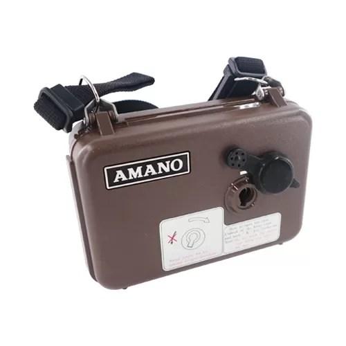 AMANO PR-600 Watchman's Clock