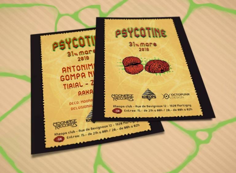 psycotine