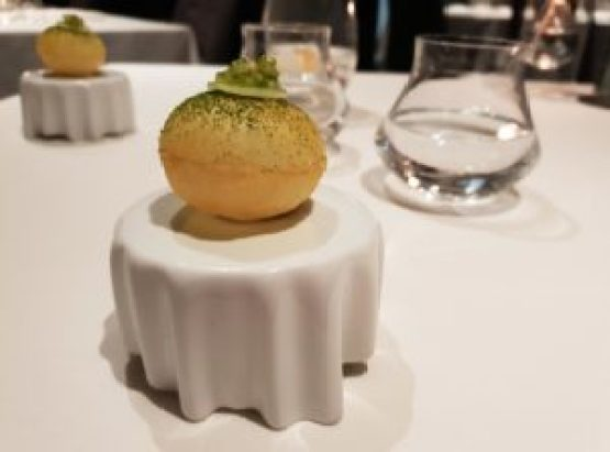 Raby Hunt Pomme Souffle