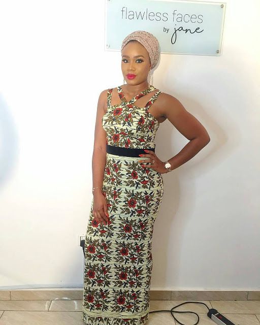 checkout these creative, unique and modern ankara dress styles - Ankarastyles2018 Od9jastyles285029 - Checkout These Creative, Unique and Modern Ankara Dress Styles