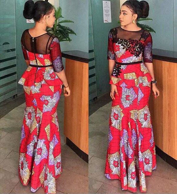 a7b95426bfca PICTURES OF 50 MOST RECENT ANKARA TRENDING STYLES 2018
