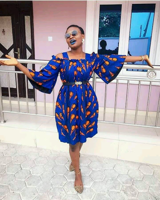 check out these african fashion ankara styles new ankara designs for ladies and be inspired. - AnkarastylesandHealthcaretips04 - Check Out These African fashion Ankara styles New Ankara designs for Ladies and be Inspired.