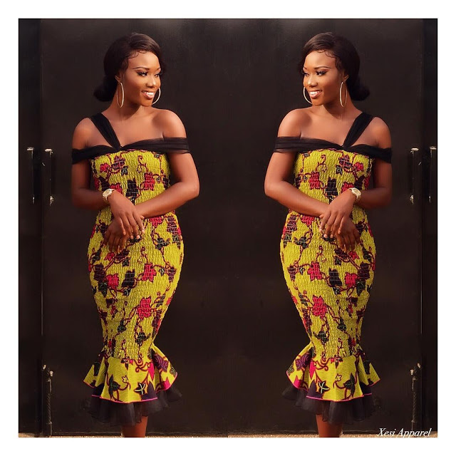 check out these african fashion ankara styles new ankara designs for ladies and be inspired. - AnkarastylesandHealthcaretips13 - Check Out These African fashion Ankara styles New Ankara designs for Ladies and be Inspired.