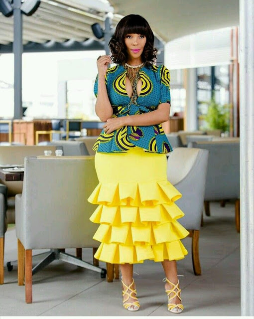 check out these african fashion ankara styles new ankara designs for ladies and be inspired. - AnkarastylesandHealthcaretips21 - Check Out These African fashion Ankara styles New Ankara designs for Ladies and be Inspired.