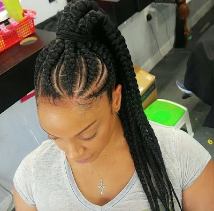 Latest Ghana Weaving: Latest Ghana Weaving Hairstyles 2018 That Will Make You