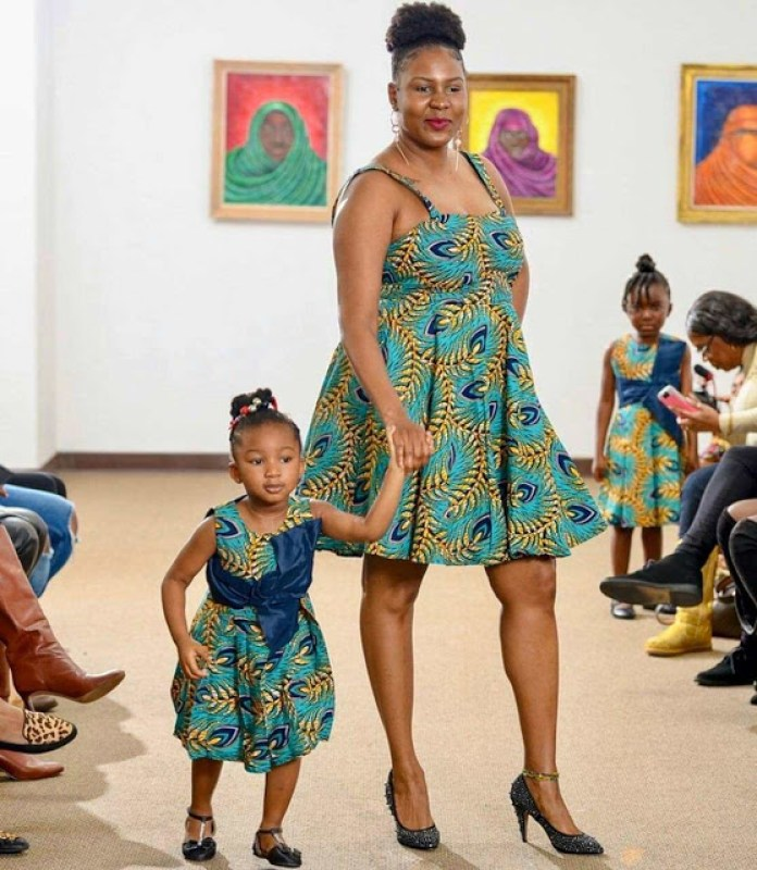 cute and stunning kids-parents fashion twinning styles look-book - twinning 40urbanmatriarch 40raydartenkids od9jastyles - Cute and Stunning Kids-Parents Fashion Twinning Styles Look-book
