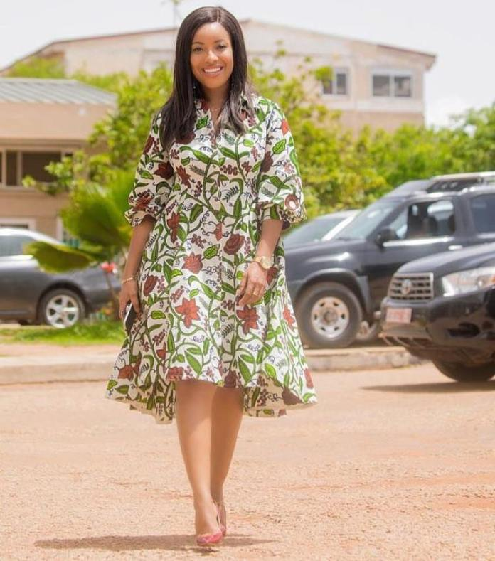 see these latest collection of ankara gown styles for cute ladies - Ankara Styles 2018 Ankara Skirt and Blouse Ankara Tops Gowns skirt blouse Trouser Style Ankara Aso ebi Tops Many More African Print Fashion 8 - SEE THESE LATEST COLLECTION OF ANKARA GOWN STYLES FOR CUTE LADIES