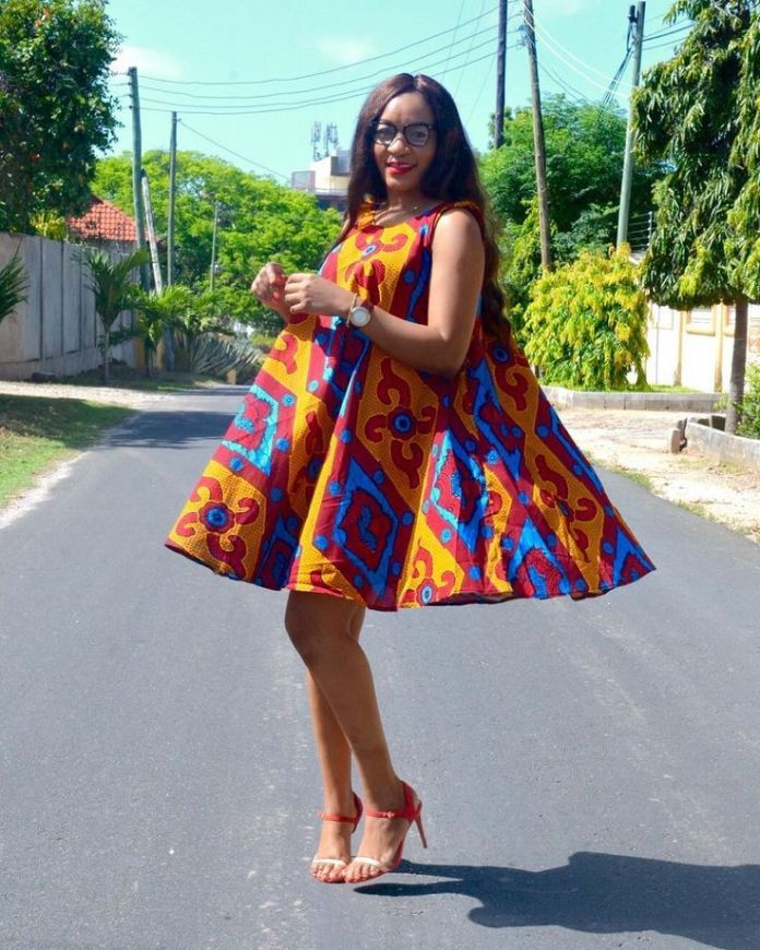 Beautiful Maternity Ankara Gowns For Pregnant Women » Od9jastyles.com