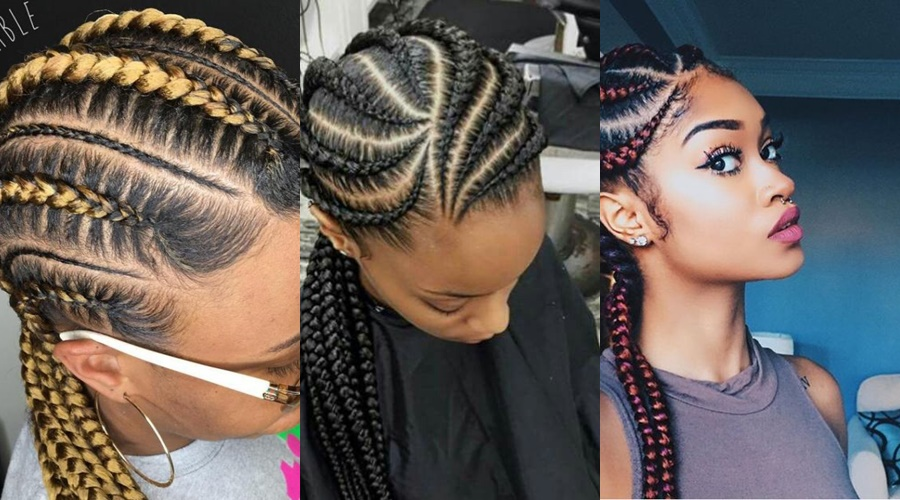 Astounding 10 Ghana Weaving Hairstyles All Back Styles Bound To Make You The Schematic Wiring Diagrams Amerangerunnerswayorg