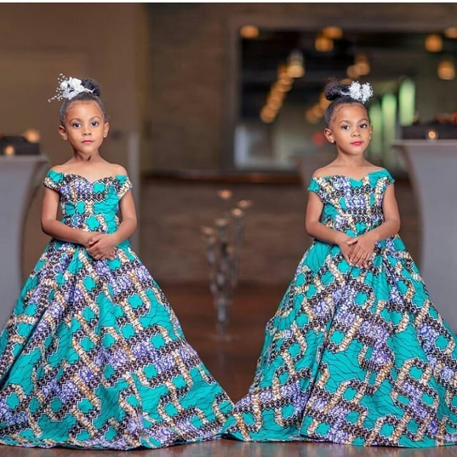 latest ankara styles for babies - {Od9ja Styles} - Latest Ankara styles for babies