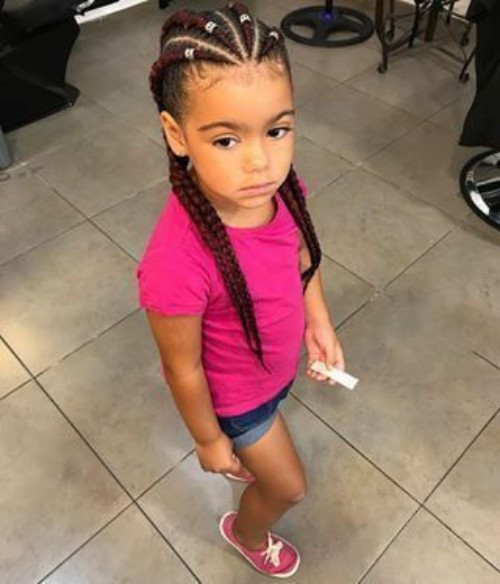 Stunning Braided Hairstyles For Your Little Princess Daily Advent Nigeria
