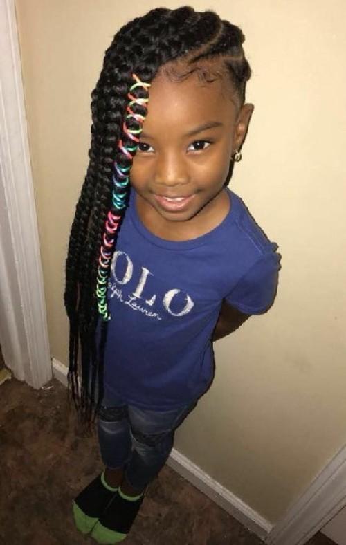 black girls  braided hairstyles