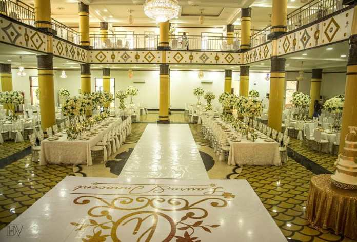 These Nigerian Wedding Decorations Are Perfect For Christmas